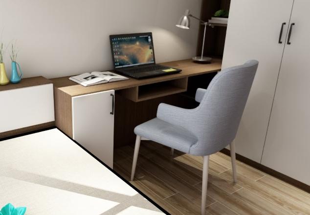 未来科技城2期1定制书桌